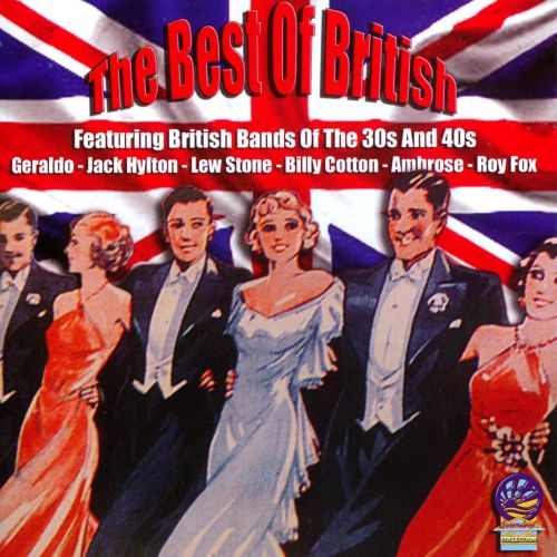 The Best of British [Sounds of Yesteryear]