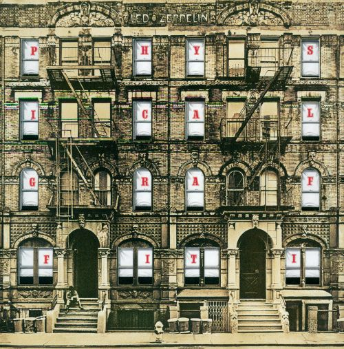 physical graffiti 1975