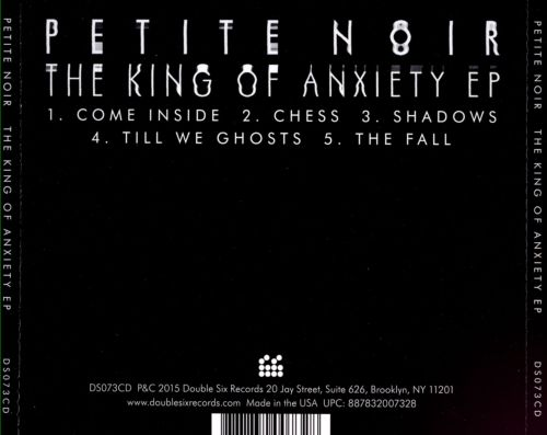 The King of Anxiety