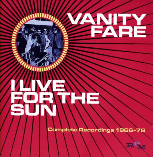 I Live for the Sun: Complete Recordings 1966-76