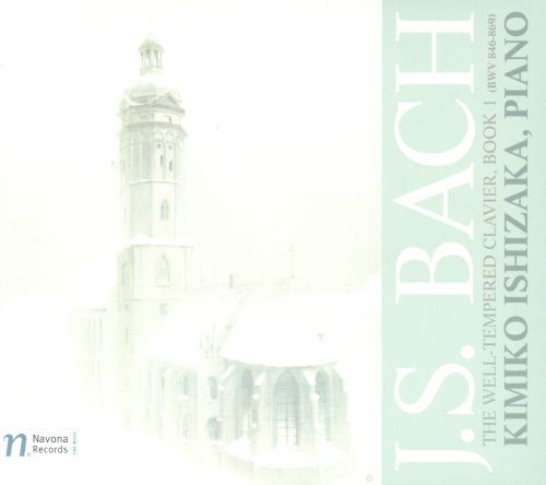 J.S. Bach: The Well-Tempered Clavier, Book 1, BWV 846 - 869