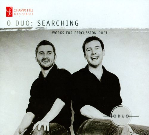 Searching: Works for Percussion Duet