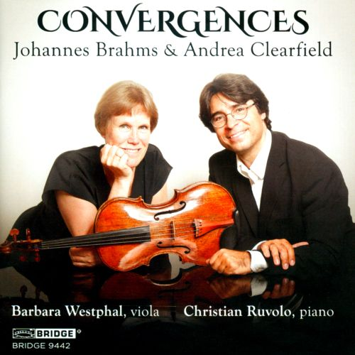 Convergence: Johannes Brahms & Andrea Clearfield