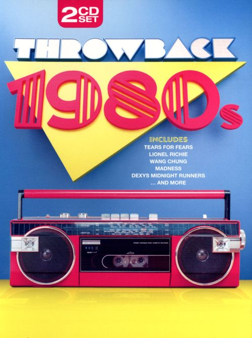 throwback 1980 s various artists songs reviews credits allmusic