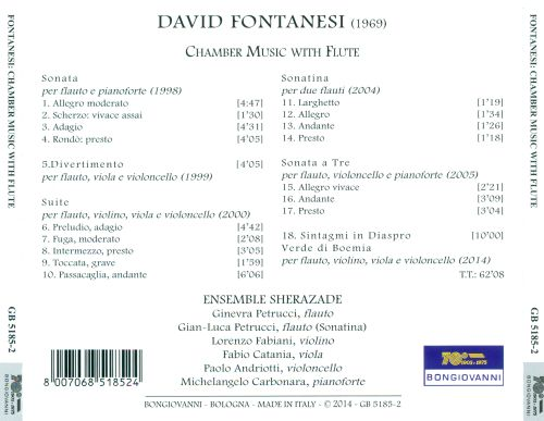 David Fontanesi: Chamber Music with Flute