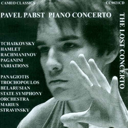 Pavel Pabst: Piano Concerto