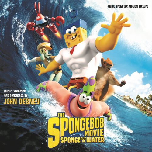 The  Spongebob Movie: Sponge Out of Water [Music From The Motion Picture]