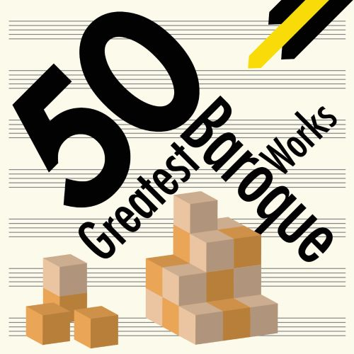 50 Greatest Baroque Works