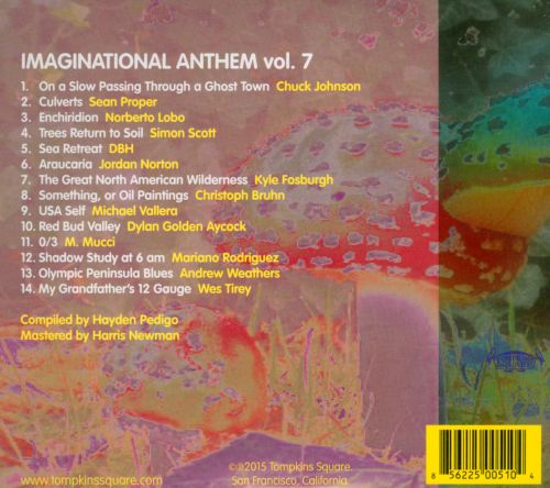 Imaginational Anthems, Vol. 7