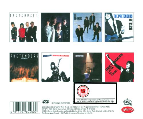 1979-1999: The Pretenders Box Set