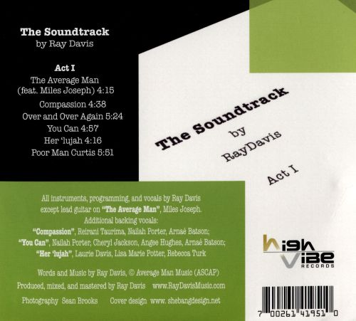 The  Soundtrack, Act 1