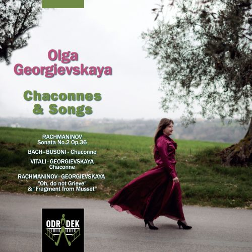 Oh do not Grieve: Chaconnes & Songs