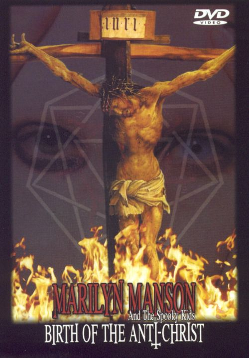 Birth Of The Anti Christ Dvd Marilyn Manson The Spooky Kids