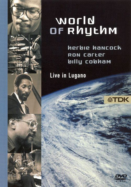 World of Rhythm: Live In Lugano