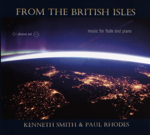 From the British Isles: Music for Flute and Piano