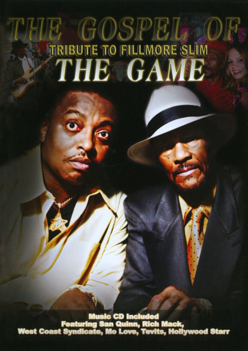 Gospel of the Game-Tribut to Fillmore Slim (2PC)