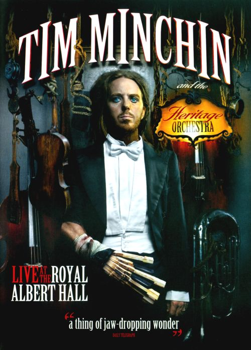 Tim Minchin & The Heritage Orchestra [Video]