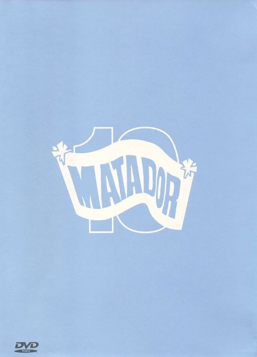 Everything Is Nice: Matador Records 10th Anniversary Anthology [Video/DVD]
