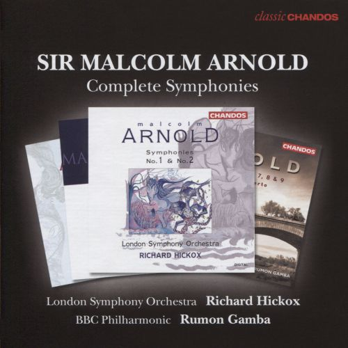 Sir Malcolm Arnold: Complete Symphonies