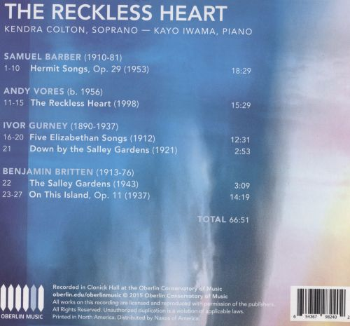 The Reckless Heart