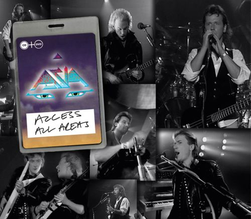 Live in Moscow: Access All Areas
