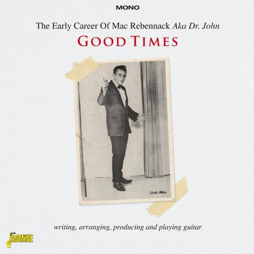 The Early Career Of... Good Times: Writing, Arranging, Producing and Playing Guitar