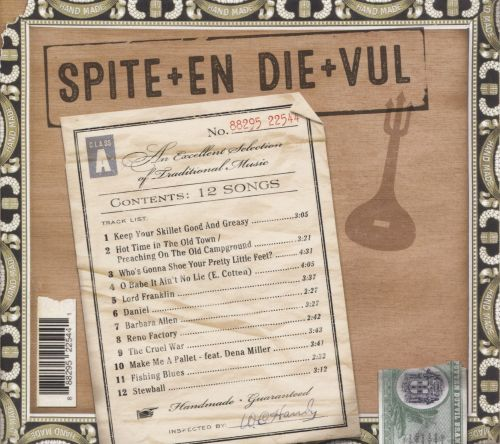 The Social Music Hour, Vol. 1: Essential Traditional Music Arranged For Today's Listener By Spuyten Duyvil
