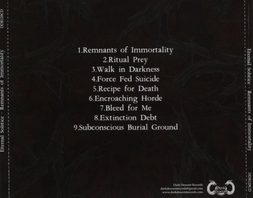 Remnants of Immortality