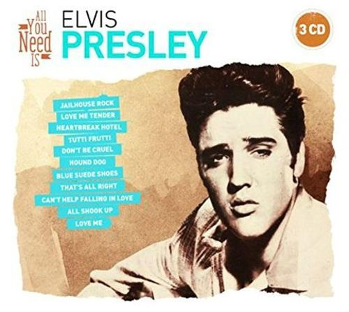 All You Need Is Elvis Presley