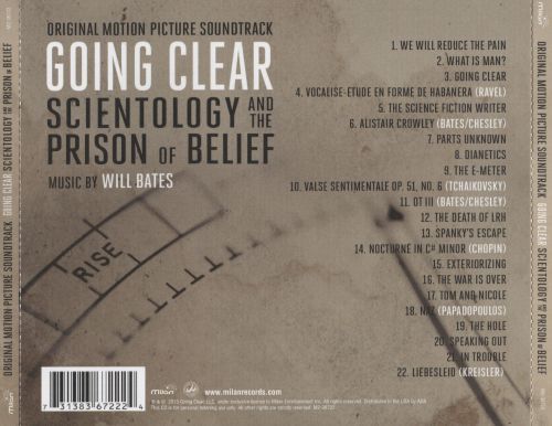 Going Clear: Scientology & The Prison of Belief [Soundtrack]