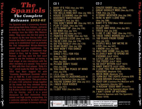 The Complete Releases 1953-1962