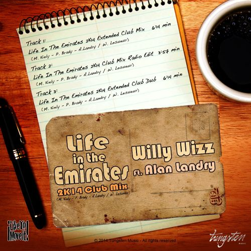 Life In the Emirates (2k14 Club Mix)