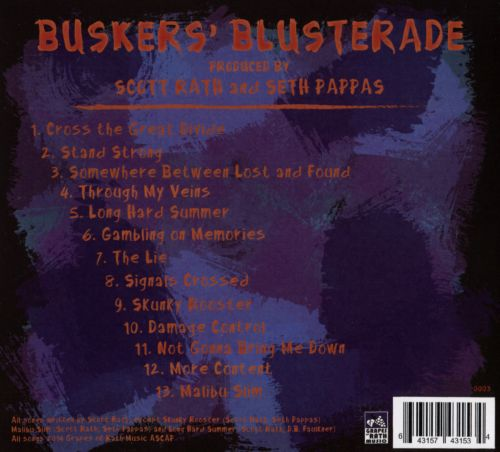 Buskers' Blusterade