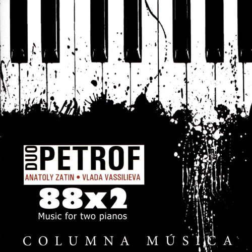 88 x 2: Music for Two Pianos