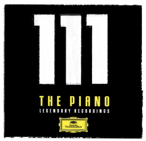 111 The Piano: Legendary Recordings