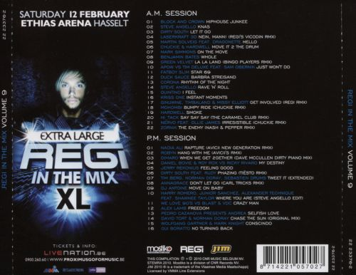 In The Mix, Vol. 9