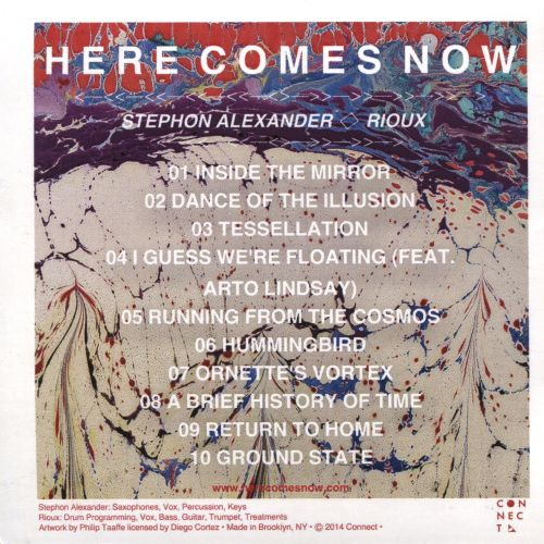 Here Comes Now