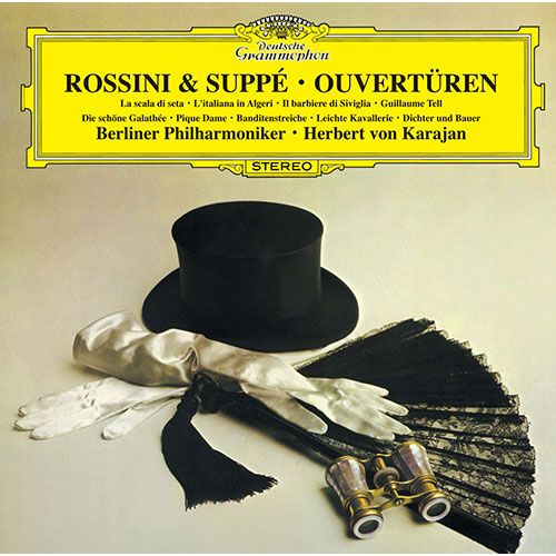 Rossini & Suppé: Ouvertüren [9 Tracks]