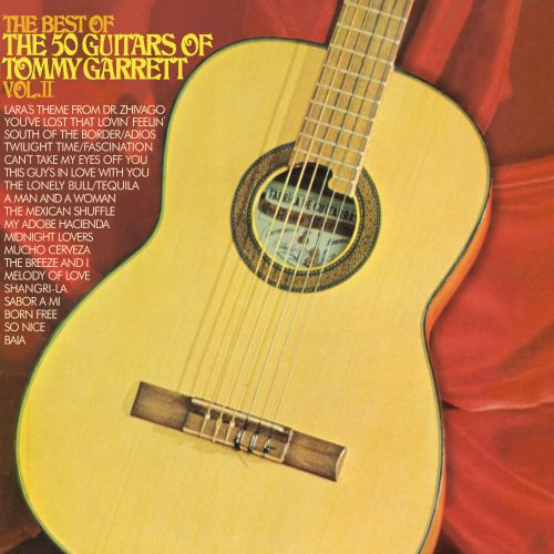 The  Best of the 50 Guitars of Tommy Garrett, Vol. 2