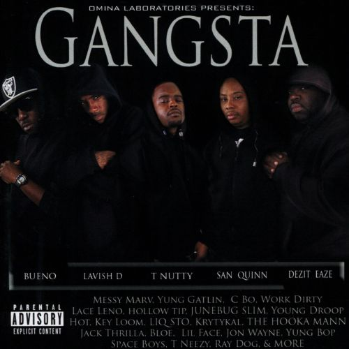 Gangsta [Black Armor]