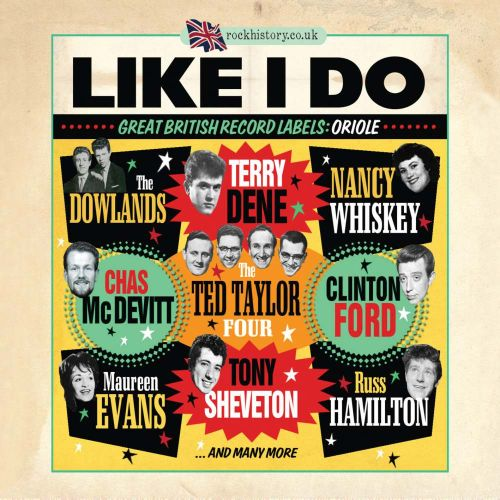 Like I Do: Great British Record Labels