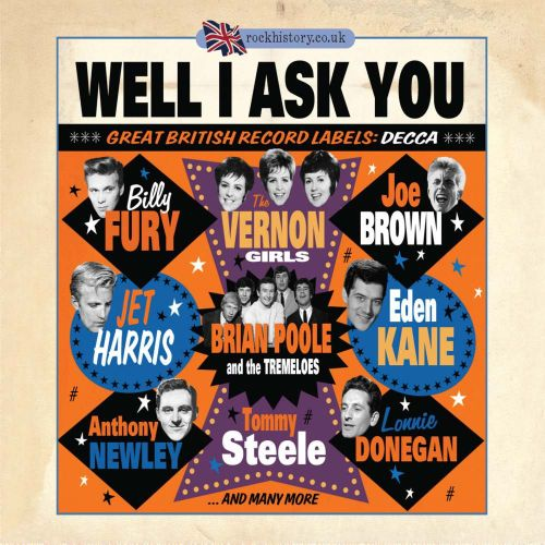 Well I Ask You: Great British Record Labels - Decca