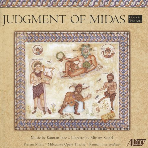Kamran Ince: Judgment of Midas