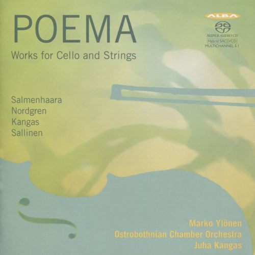 Poema: Works for Cello and Strings