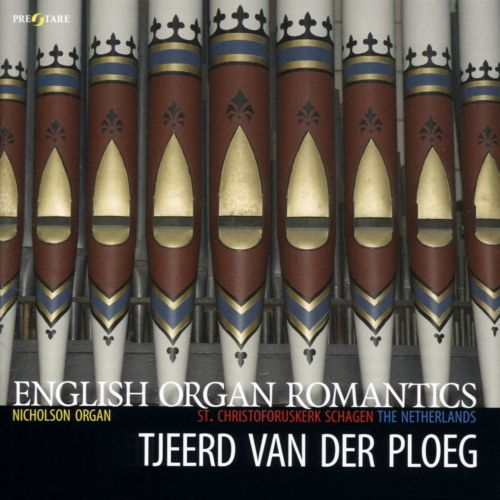 English Organ Romantics