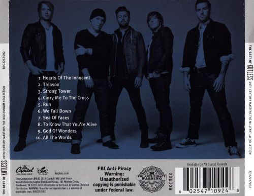 20th Century Masters: The Millennium Collection: The Best of Kutless