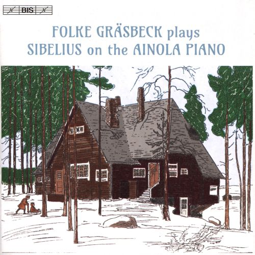 Folke Gräsbeck plays Sibelius on the Ainola Piano