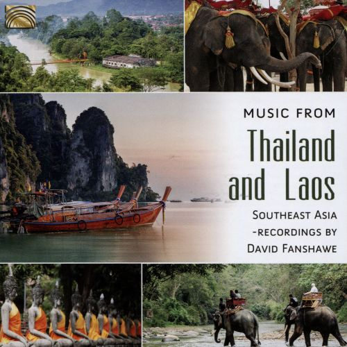 Music from Thailand and Laos [2015]