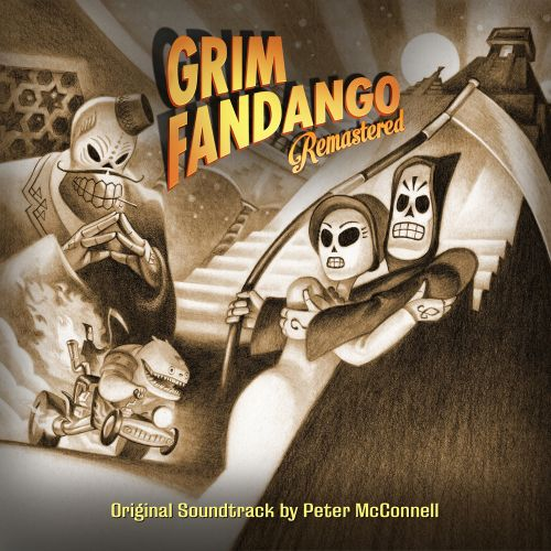 Grim Fandango, game soundtrack