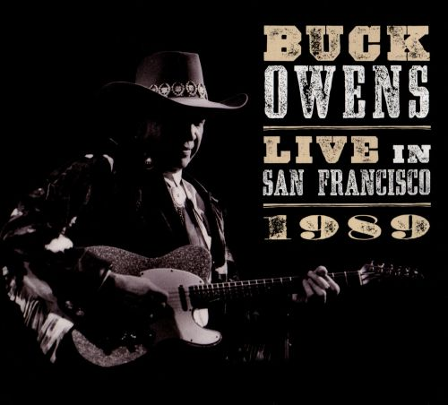 When Buck Came Back! Live San Francisco 1989